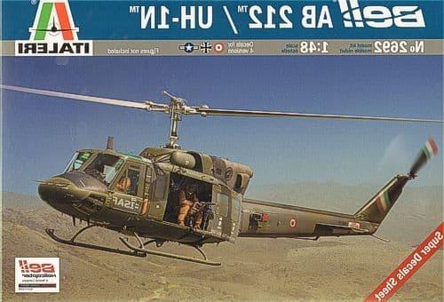Italeri 1/48 Bell AB212 / UH-1N # 2692