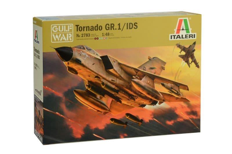 Italeri 1/48 Tornado GR.1/IDS Gulf War # 2783