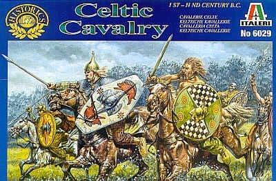 Italeri 1/72 Celtic Cavalry # 6029