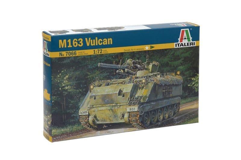Italeri 1/72 M163 Vulcan # 7066