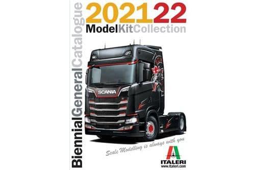 Italeri 2021/22 Catalogue