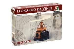 Italeri Leonardo Da Vinci Elicottero Helicopter # 3110
