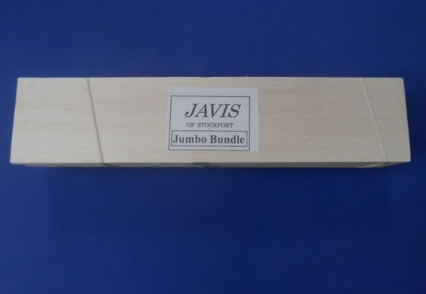 Javis Balsa Bundle - Jumbo 24 Pieces