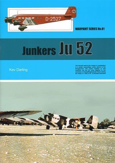 Junkers Ju-52/3m - By Kev Darling
