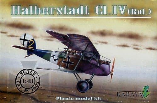 Karaya 1/48 Halberstadt C1.IV series 2 (Roland) # 1002