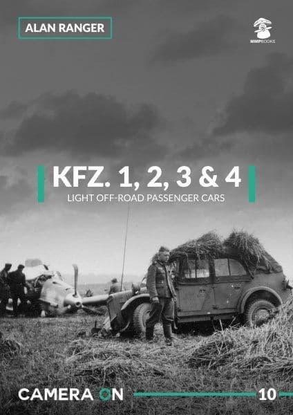 Kfz.1, 2, 3 & 4 Light Off-Road Passenger Cars