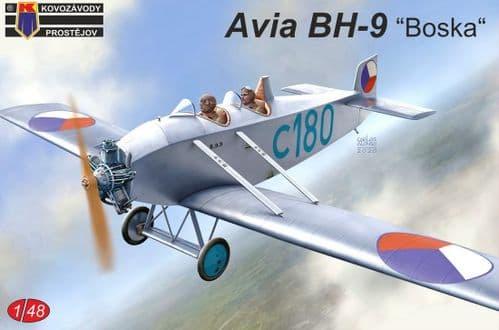 Kovozavody Prostejov 1/48 Avia BH-9