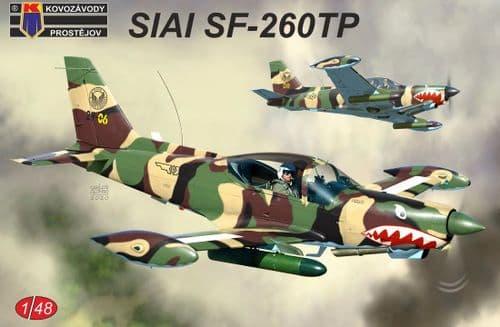 Kovozavody Prostejov 1/48 SIAI SF-260TP