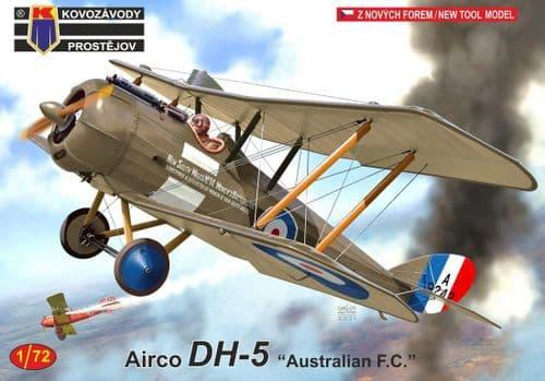 Kovozavody Prostejov 1/72 Airco DH-5