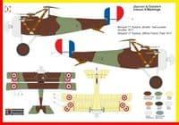 Kovozavody Prostejov 1/72 Nieuport Triplane
