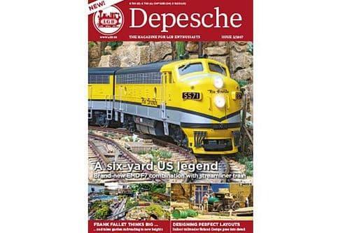LGB - Magazine Depesche Issue 2 - 2017 # 286222