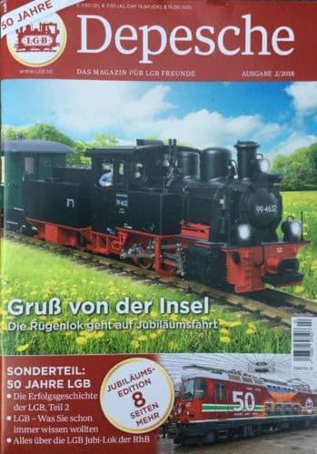 LGB - Magazine Depesche Issue 2 - 2018 # 298106