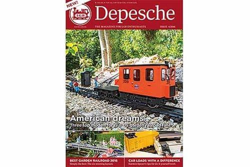 LGB - Magazine Depesche Issue 4 - 2016 # 269753