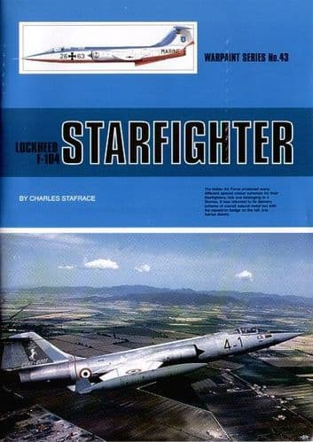 Lockheed F-104 Starfighter - By Charles Stafrace