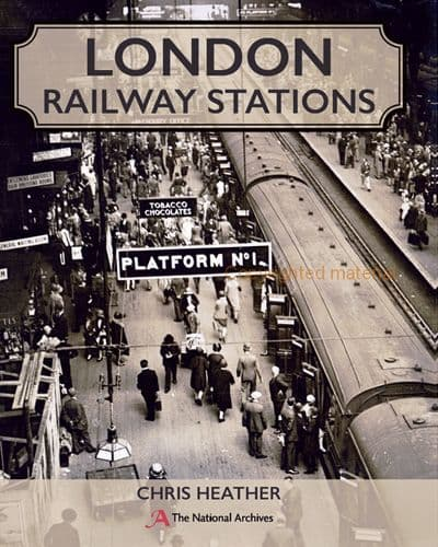 London Railway Stations by Chris Heather