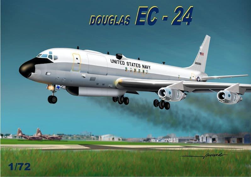 """Mach 2 1/72 Douglas EC-24 """"US Navy"""" # GP110USN"""
