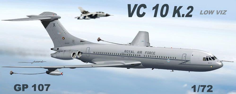 Mach 2 1/72 Vickers VC-10 K2 RAF 'Low Viz' # GP107