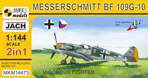 Mark I Models 1/144 Messerschmitt Bf-109G-10