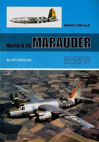 Martin B-26B Marauder - By Kev Darling