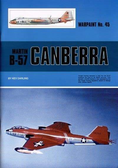 Martin B-57 BAC/EE Canberra - By Kev Darling
