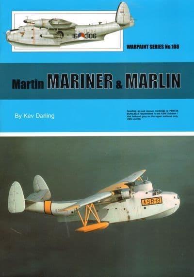 Martin Mariner & Martin SP-5B Marlin - By Kev Darling