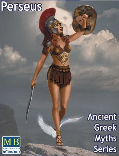 Master Box 1/24 Ancient Greek Myths Series - Perseus # 24032