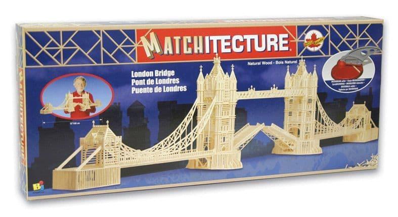 Matchitecture - London Bridge Matchstick Kit # 6631