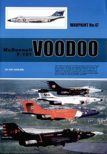 McDonnell F-101 Voodoo - By Kev Darling