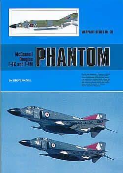 McDonnell F-4K/F-4M Phantoms - By Steve Hazel