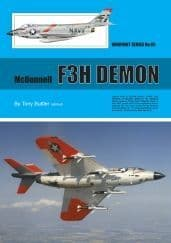 McDonnell F3H Demon - By Tony Buttler