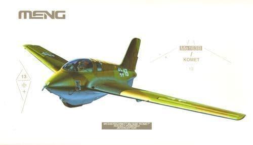"""Meng 1/32 Messerschmitt Me 163B """"Komet"""" # QS-001"""