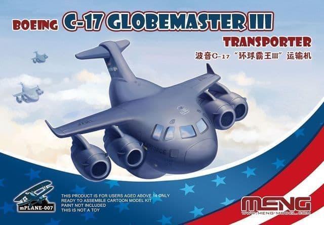 Meng - Boeing C-17 Globemaster III Transporter # MP-007