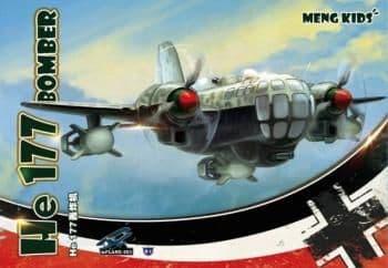 Meng - Heinkel He 177 Bomber # MP-003