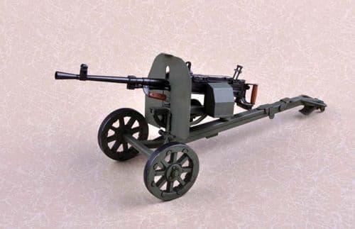 Merit 1/6 SG-43/SGM Machine Gun (Built) # 68607