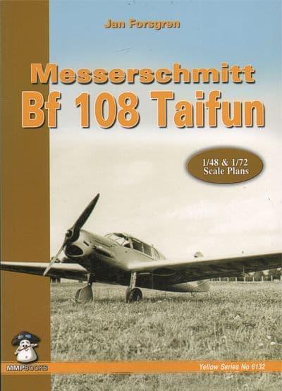 Messerschmitt Bf-108B Taifun by Jan Forsgren