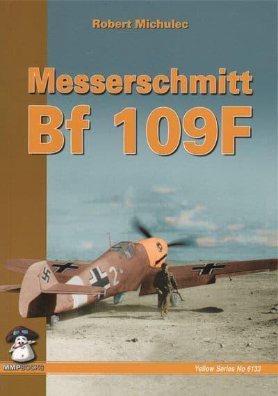 Messerschmitt Bf-109F by Robert Michulec