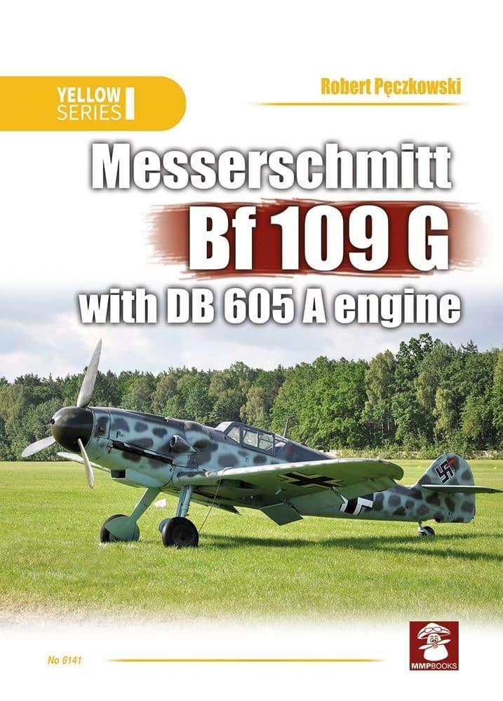 Messerschmitt Bf-109G by Robert Peczkowski
