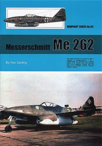 Messerschmitt Me-262A-1a - By Kev Darling