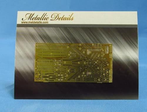 Metallic Details 1/144 Beriev Be-200 Detailing Set # MD14445