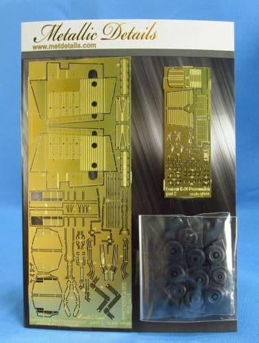 Metallic Details 1/144 Convair B-36 Peacemaker Detailing Set # MDR14417