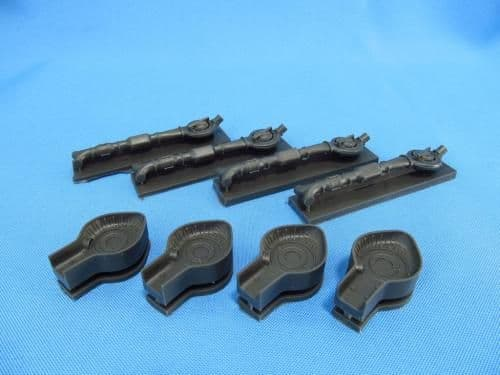 Metallic Details 1/32 Consolidated B-24D/B-24J Liberator Turbo-Chargers # MDR3205