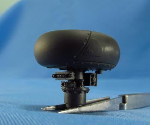 Metallic Details 1/35 Hughes AH-64A Apache LongBow Radar # MDR3520