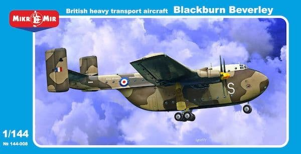 Micro-Mir 1/144 Blackburn Beverley # 144-008