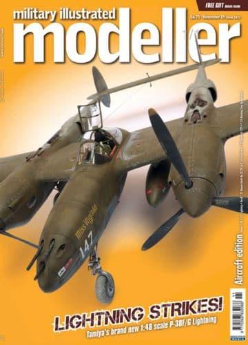 Military Illustrated Modeller (Issue 103) November '19 (Aircraft Edition) Lightning Strikes!