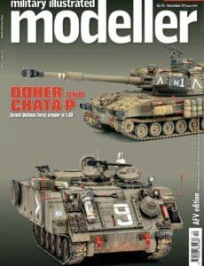 Military Illustrated Modeller (Issue 104) December 2019 (AFV Edition) 'Doher and Chata'p'