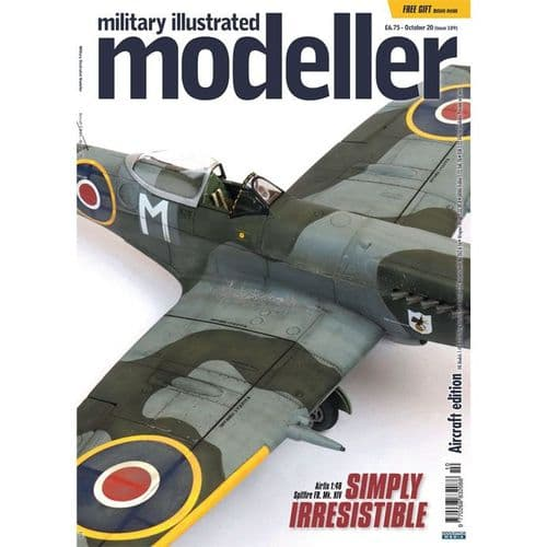 Military Illustrated Modeller (Issue 109) October 2020 (Aircraft Edition)