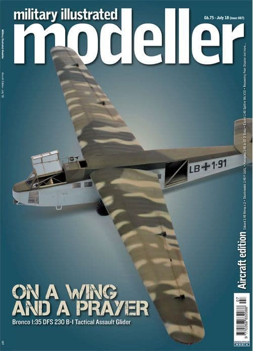Military Illustrated Modeller (issue 87) July '18 (Aircraft Edition) On A Wing and a Prayer