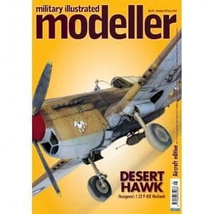 Military Illustrated Modeller (Issue 93) January '19 (Aircraft Edition) Desert Hawk