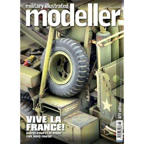 Military Illustrated Modeller (Issue 98) June '19 (AFV Edition) Vive La France!