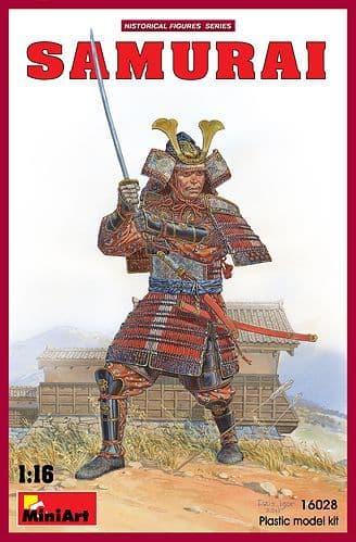 MiniArt 1/16 Samurai # 16028